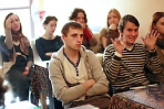 Мастер-класс Петра Ловыгина