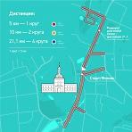 20 июля с 6 до 15 часов будет перекрыто движение транспорта в Сергиевом Посаде