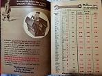 Прайс продукции довоенной Германии.