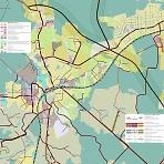 Хотьково. Карта планируемого развития транспортной инфраструктуры.