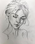 Студия «НАБРОСКИ». Встреча любителей рисовать с натуры. 12+