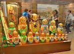 Выставка «Музей русской матрёшки»