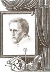Портрет В.Н. Сосина работы Т. Киселёвой