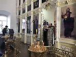 Трансляции богослужений из Вознесенского и Успенского храма.