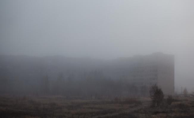 ноябрь 2014, видимо я позже всех выложил туман