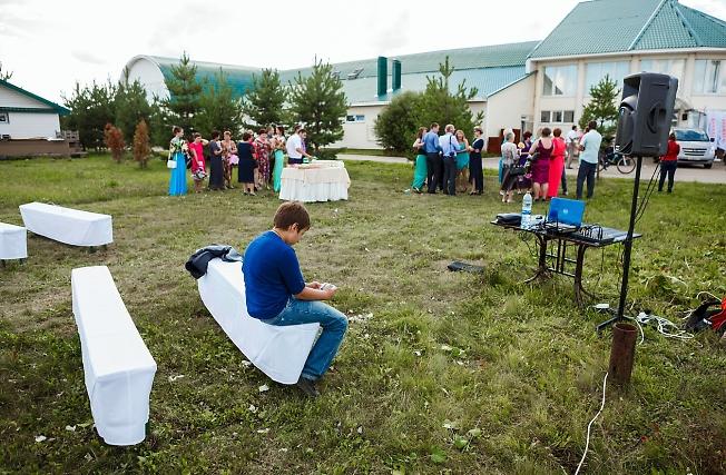 август 2014,свадьба