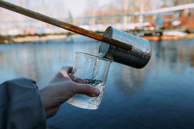 февраль 2019, очистные Водоканала