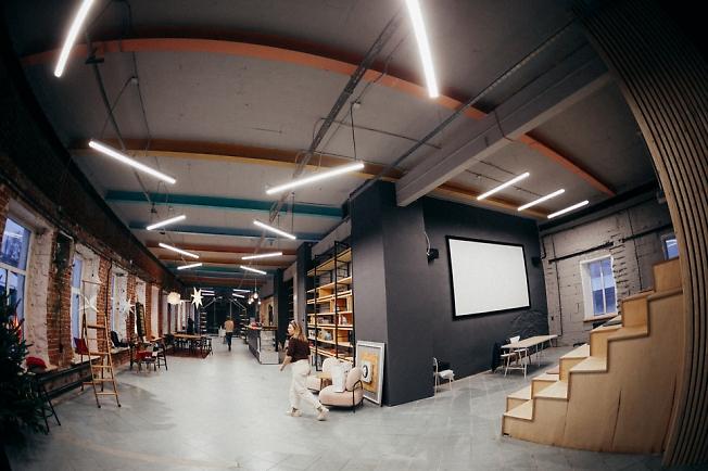 декабрь 2020, открытие Трикотажка Place