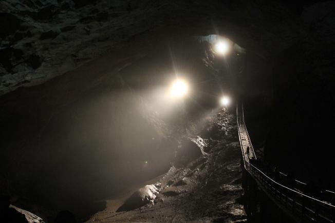 Новоафонская пещера