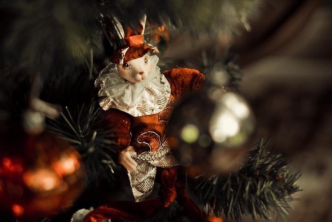 Рождественский заяц)
