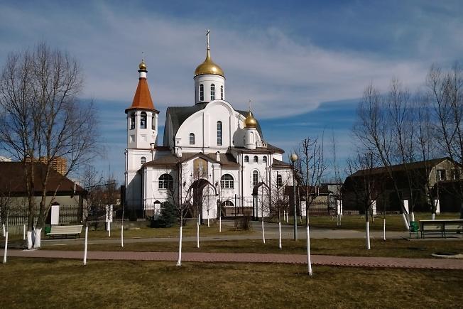 Церковь Казанской иконы Божией Матери (Реутов)