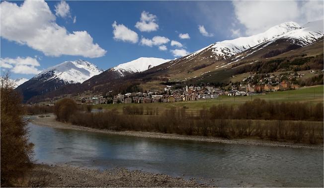 Весна в Швейцарии