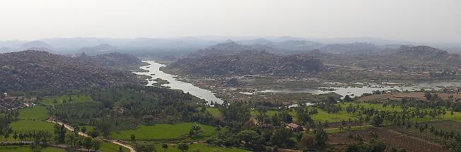 Долина реки Тунгабхадра