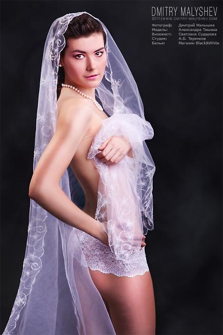 Ню-Невеста. Фото №1.