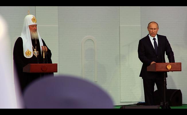 """Путин: """"Заветы Сергия Радонежского – это ключ к пониманию России!"""""""