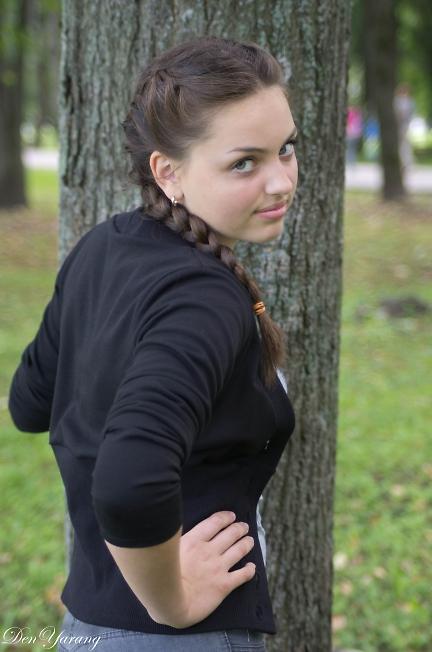 Новгородская красавица