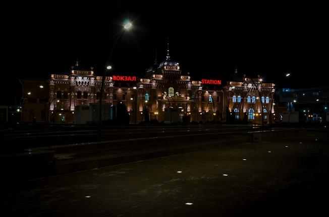 Казанский вокзал (Казань)