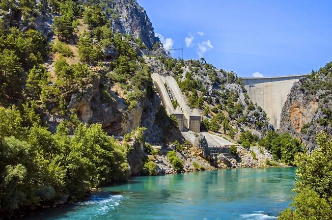 Плотина Оймапынар