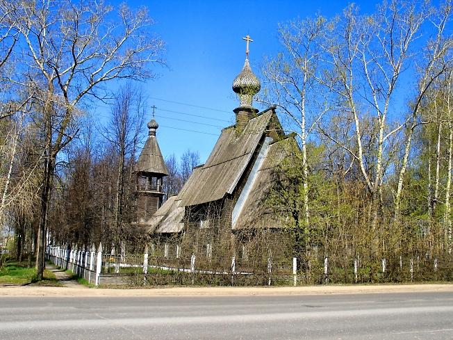 Успенская церковь. Иваново.