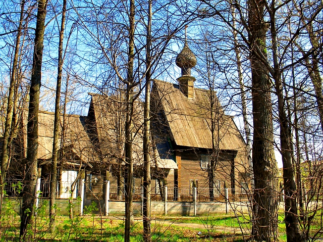 Успенская церковь. Иваново. 2