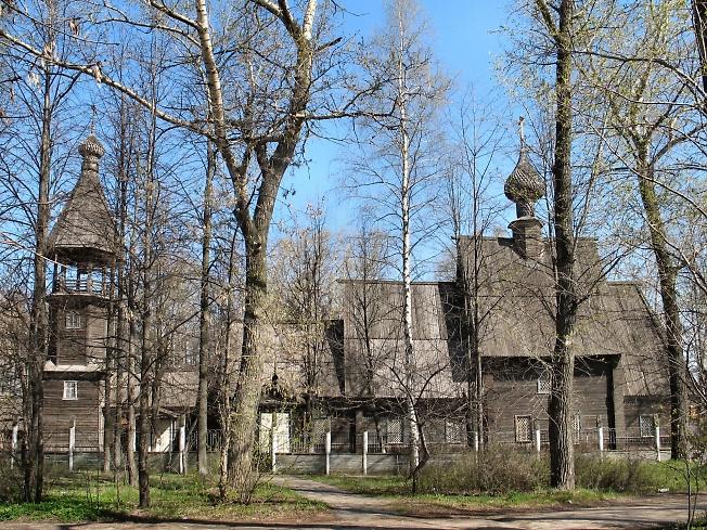 Успенская церковь. Иваново. 3.