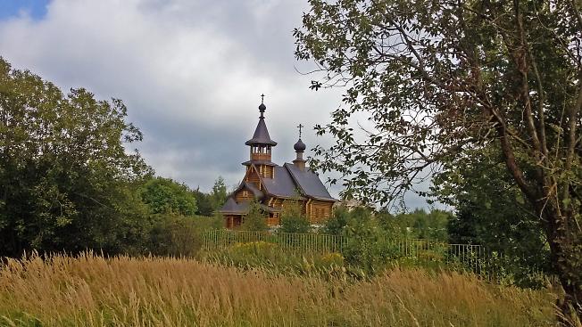 Церковь Целителя Пантелеймона при ЦРБ