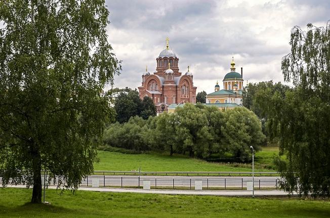 Покровский Хотьков ставропигиальный женский монастырь