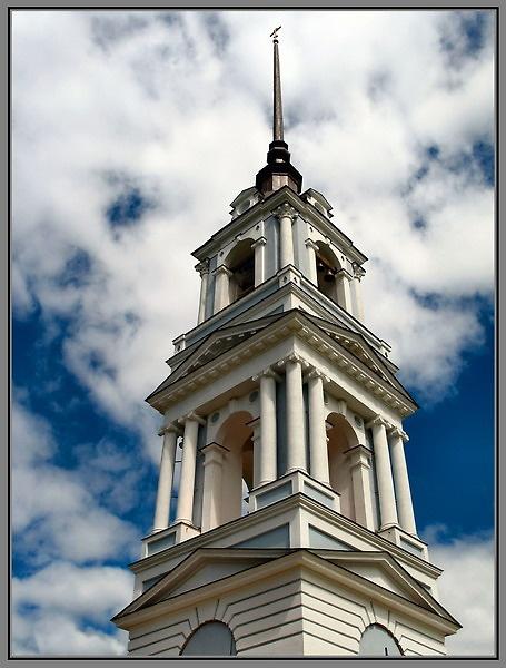 Церковь в Калязине