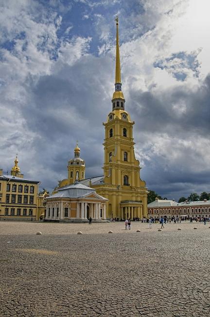 Петропавловский собор Петропавловской крепости