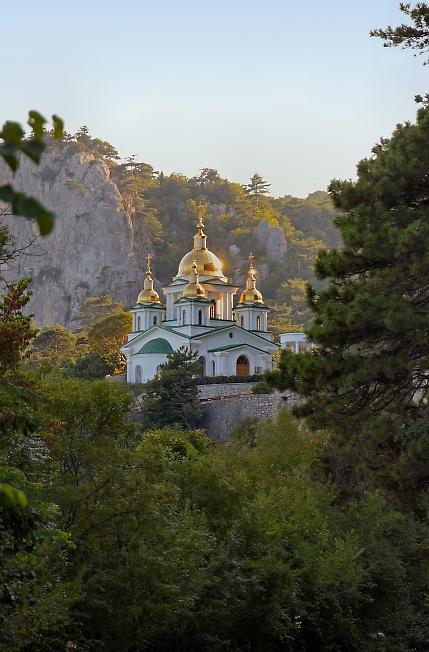 Храм Святого Архистратига Михаила в Ореанде