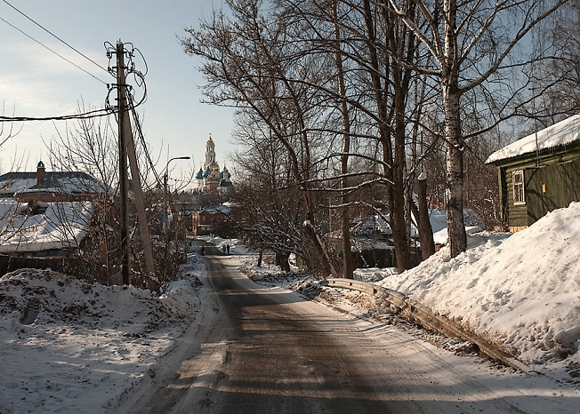 Улица Митькина