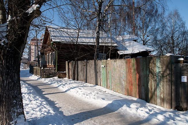 Дом на Болотной улице