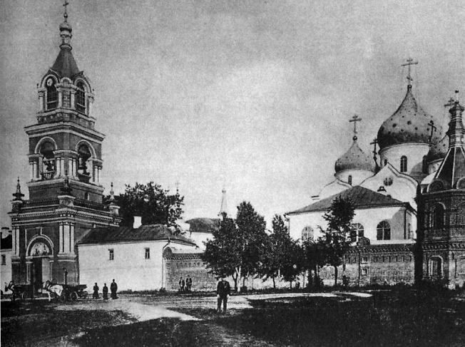 Спасо-Вифанский монастырь