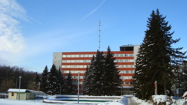 Метеорологическая вышка в Обнинске для Скептика :)))