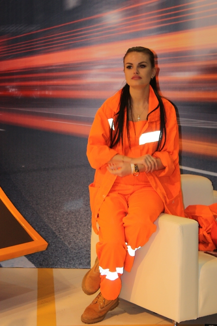 оранжевая муза