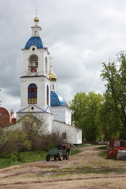 будни монастыря