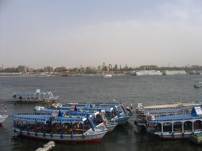 На берегу Нила