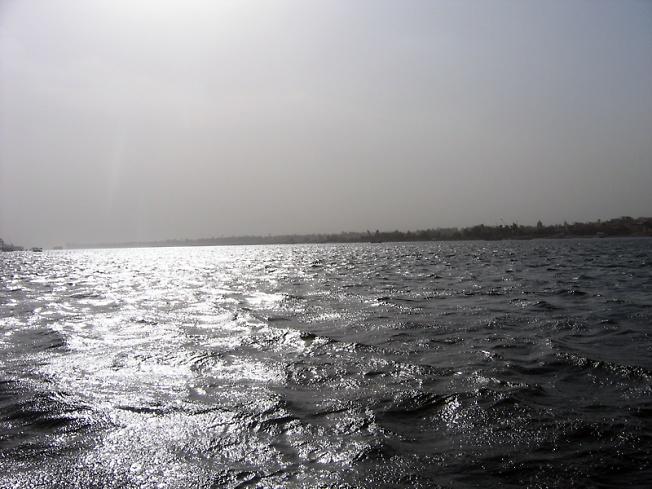 Темные воды Нила