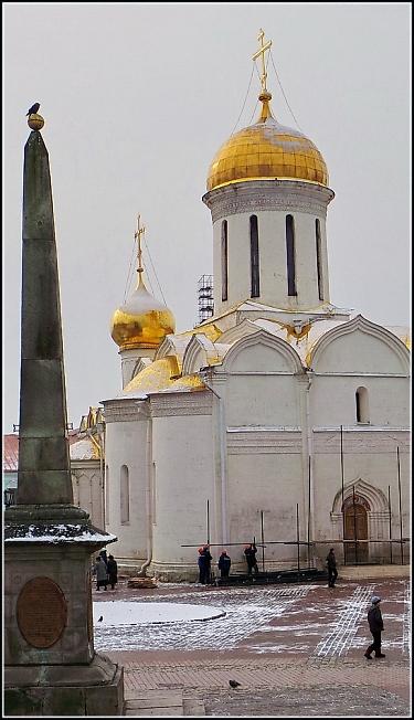 Реставрация Троицкого собора 3