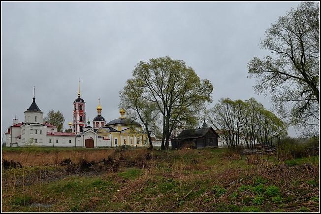 Варницы, монастырь