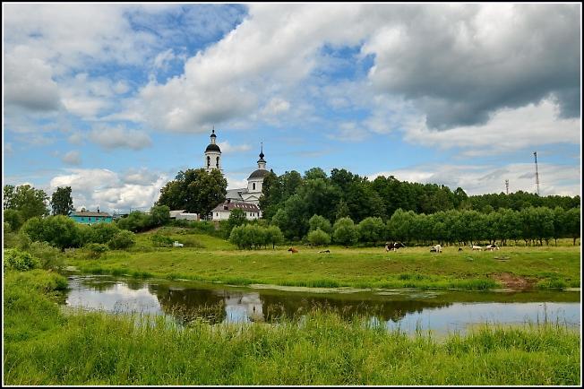 Свято-Никольский храм села Филипповское