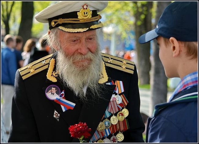 Игорь Васильевич, кораблестроитель