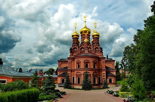 Черниговский храм