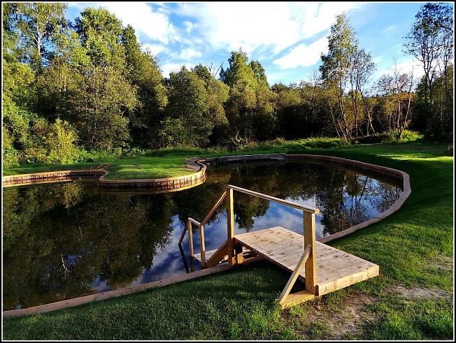 Бассейн в Радонеже