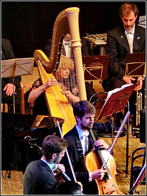 Концерт для арфы с оркестром