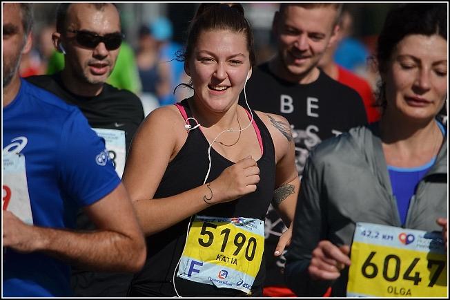 Московский марафон 2017