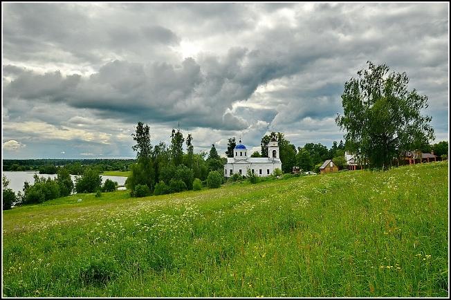 Храм свт. Николая в Малинниках