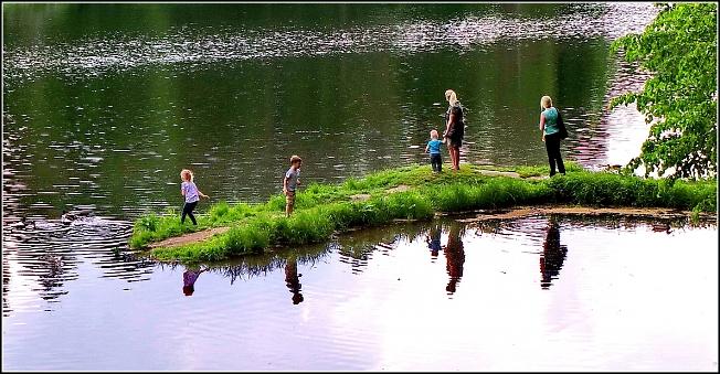 На Скитских прудах