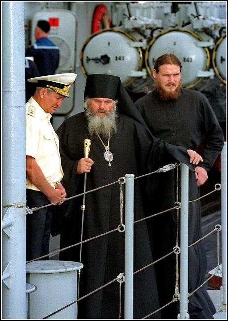 Митрополиту Владивостокскому и Приморскому Вениамину - 80!