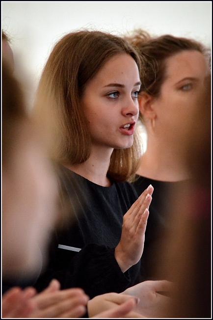 #добролето Поет молодежный Синодальный хор